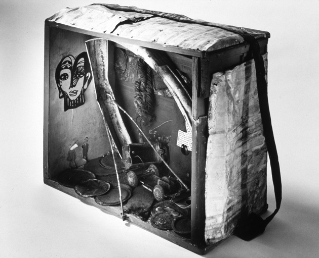 bill bissett, breath box, c. 1969