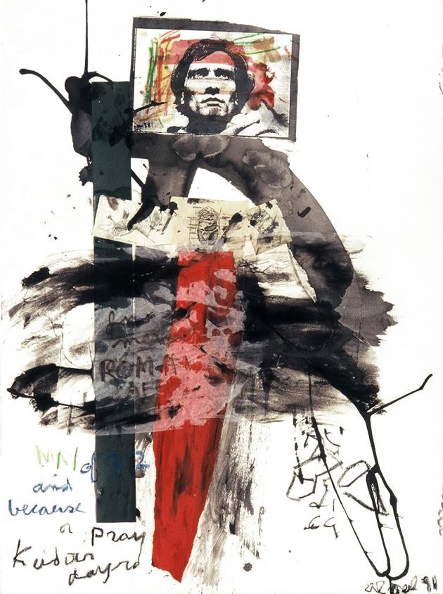 Al Neil, Artaid #2, 1991