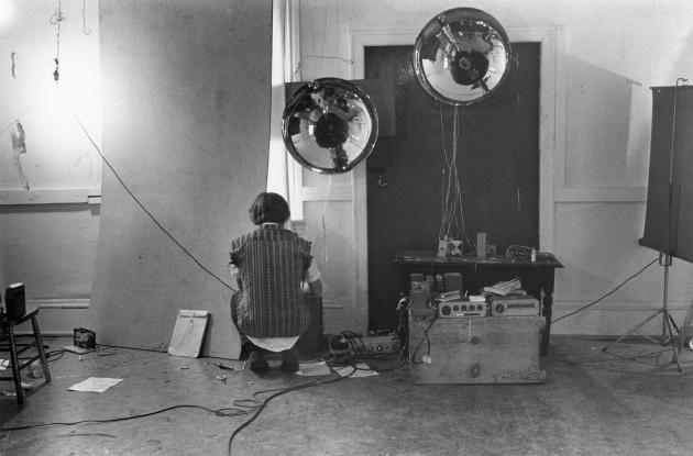 Dennis Vance, Electronic Irwin studio production, Michael de Courcy, 1968, Intermedia