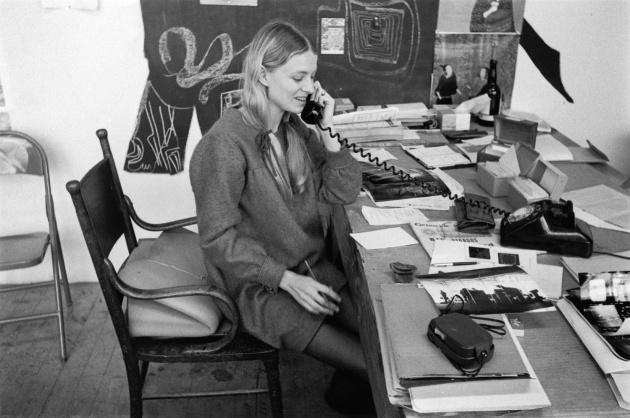 Michael de Courcy, Intermedia Office, 1968