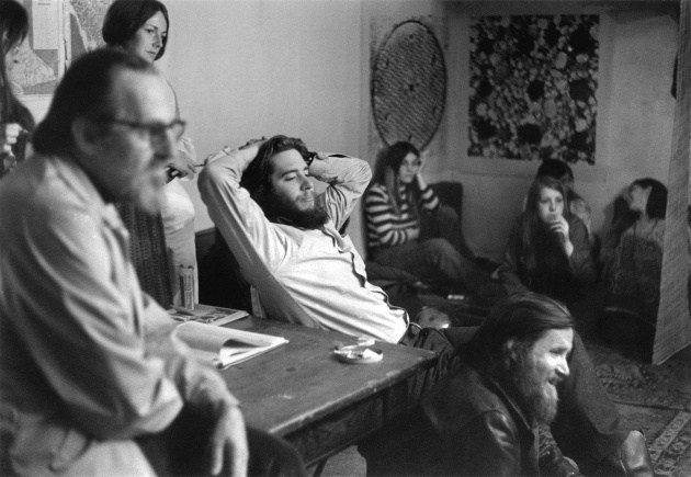 Michael de Courcy, Video screening at Intermedia, 1970