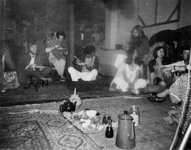 City Feast, Michael de Courcy, Helen Goodwin, 1970
