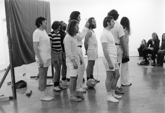 Michael de Courcy, Theater in Seven Acts the Dome Show, 1970