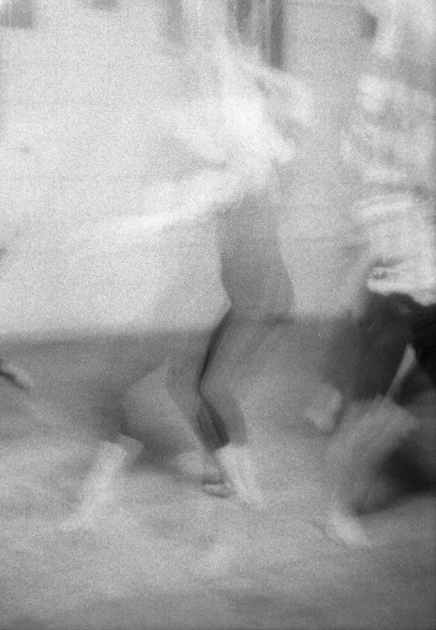 Jack Dale, A motion study by the WECO dancers at the Motion Studio, 1966
