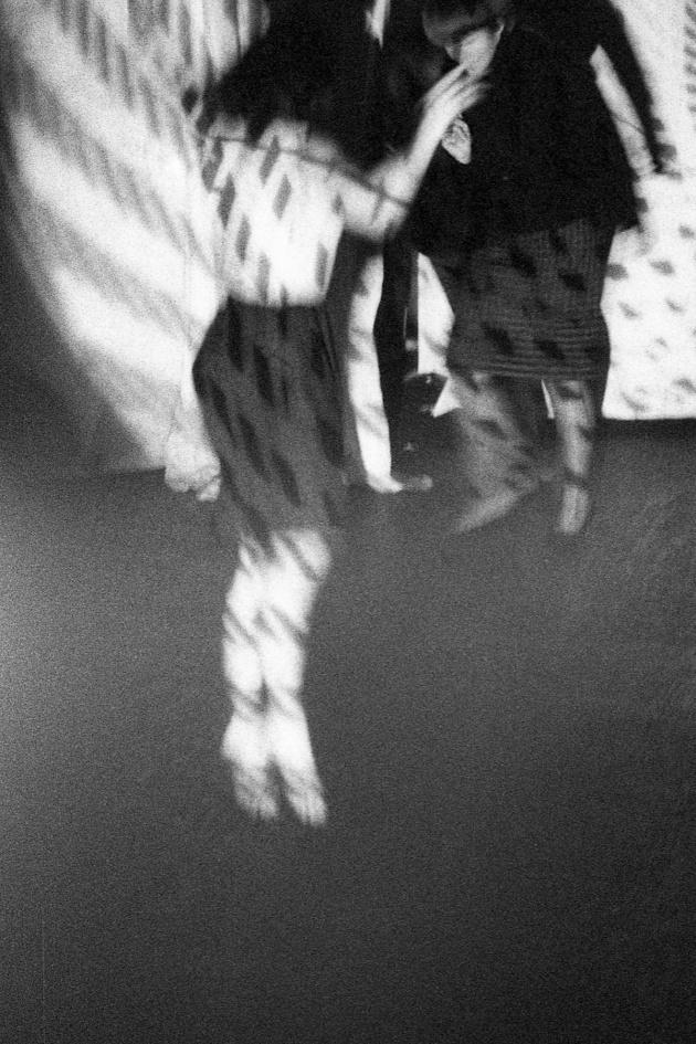 Jack Dale, Audience members dancing at the Motion Studio, 1966