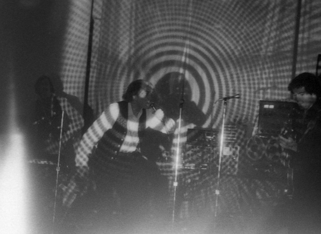 Jack Dale, Band performing at the Trips Festival, 1966