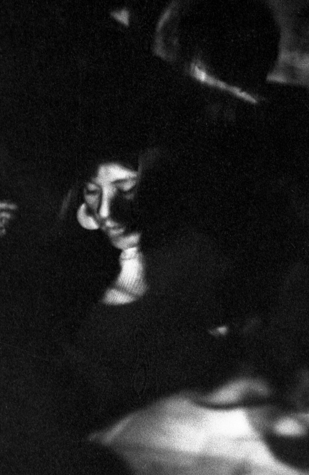 Jack Dale, Elli Gomber at the Trips Festival, 1966