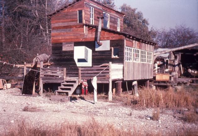 Tom Burrows, Tom Burrows' House, 1970