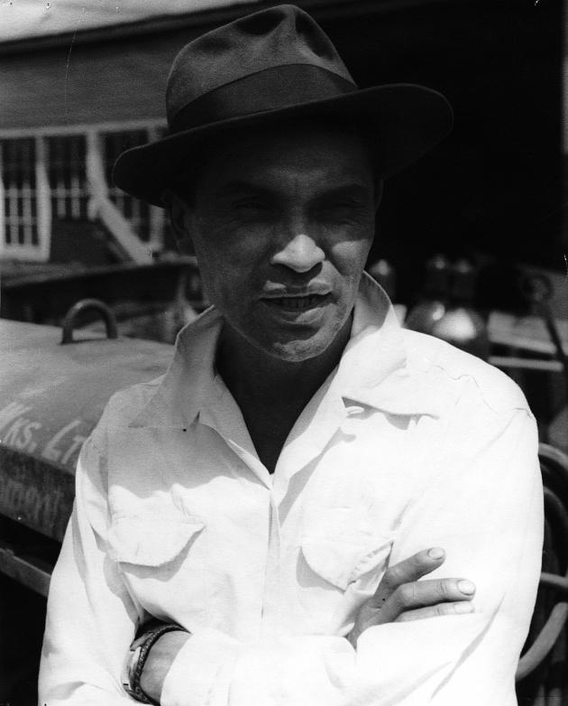 George Clutesi, 1950