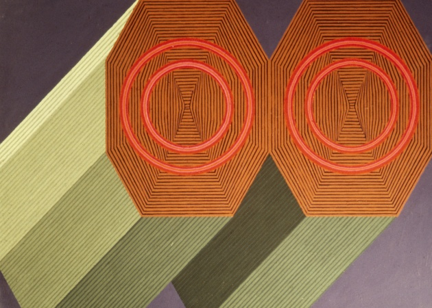 Michael Morris, Untitled (London Series), 1966