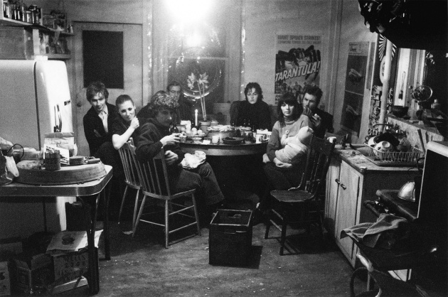 Michael de Courcy, Dinner Party at the New Era Social Club,1969