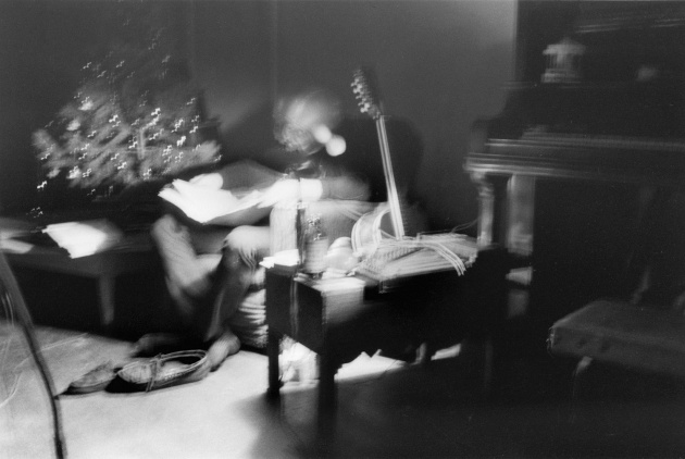 Michael de Courcy, Al Neil Christmas Peformance at Intermedia, 1968