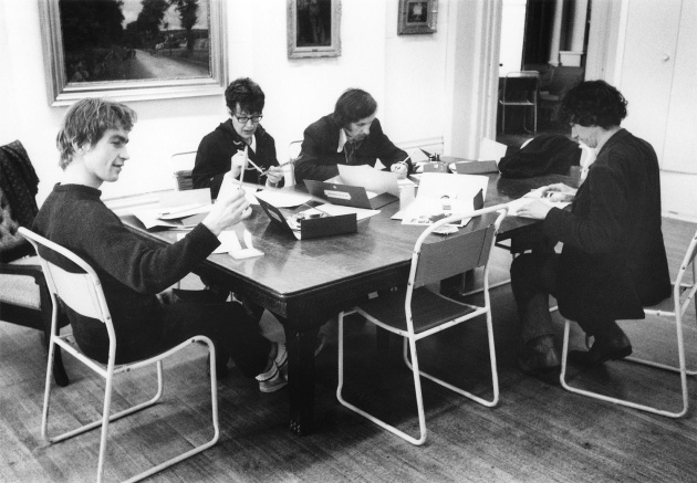Michael de Courcy, Intermedia meeting with the Art Gallery of Great Victoria, 1969