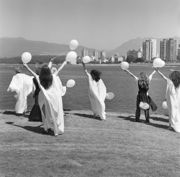 Michael de Courcy, Moon Festival, 1969