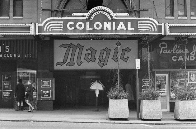 The Colonial Magic Theatre, Michael de Courcy, Terrance Loychuck