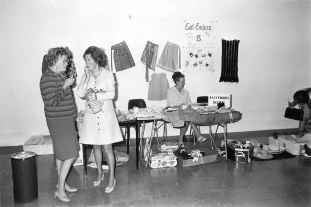 Dome Show Bazaar, Michael de Courcy, 1970
