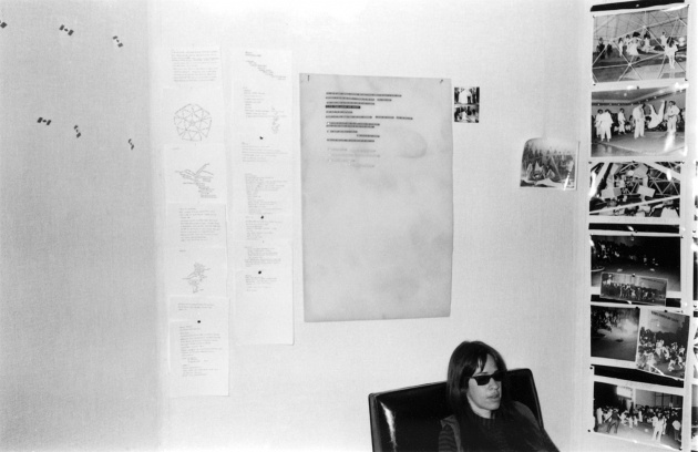 Michael de Courcy, Documentation Room, 1970
