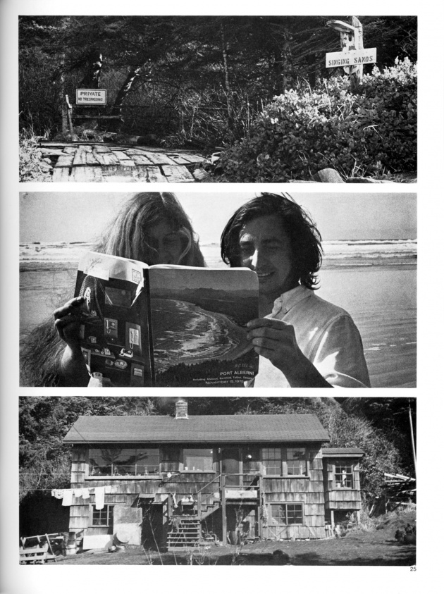 """Our Beautiful West Coast Thing"",  artscanada, June/July, 1971 (page 25)"
