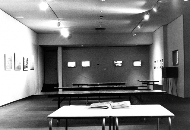 Christos Dikeakos, The Photo Show: Documentation of exhibition, 1970